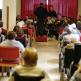 Concierto de la unidad de música de la agrupación del acuartelamiento aéreo de Tablada